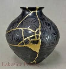 Image result for kintsugi art