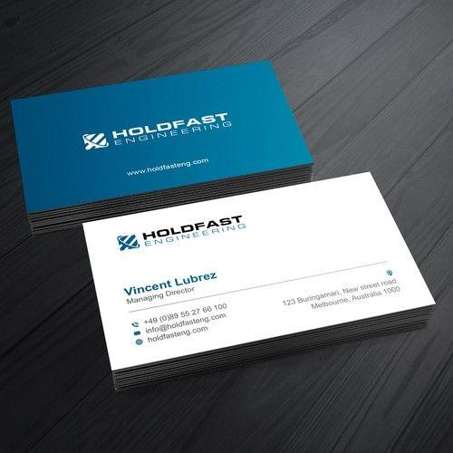 Business Card Design Civil Engineeering Consultancy Business Card Contest Design Business Card Winning Business Card Design Modern Logo Design Card Design
