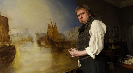 MOVIE REVIEW: Mike Leigh applies an artist's touch to 'Mr. Turner.' READ MORE: http://www.uticaod.com/article/20150109/News/150109642#ixzz3OMFW7M1g