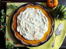 Meine Küchenschlacht: Pumpkin Pie auf Amarettini Boden & Verlosung