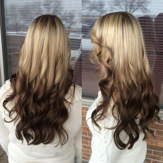 Reverse Ombre   Hair D...