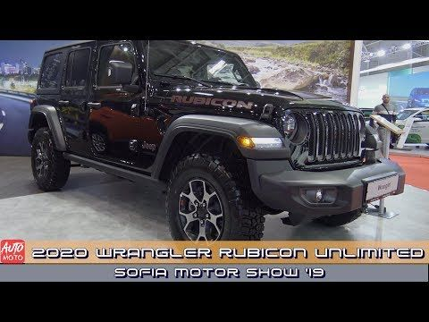 2020 Jeep Wrangler Rubicon Unlimited 2 2 Diesel Exterior And