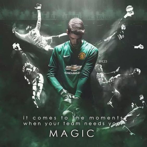 david de gea soccerfootball pinterest world man