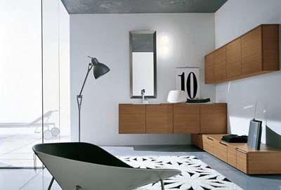50 ideas de diseño para cuartos de baño contemporáneos. | Mil Ideas de Decoración