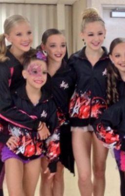 Dance girls #wattpad #fanfiction