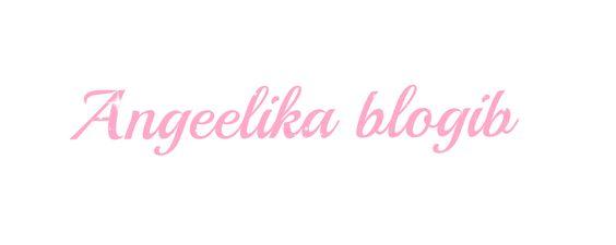 Angeelika blogib