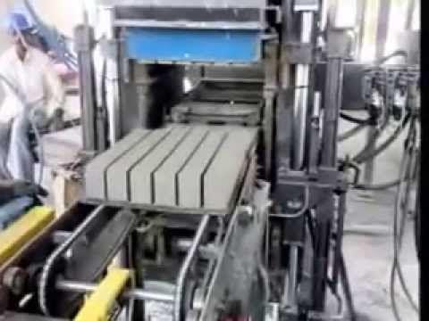 Concreteblocks Flyashbricks Making Machine In India Https Www Youtube Com Watch V 7ciczxegjdy Concrete Blocks Making Machine Concrete