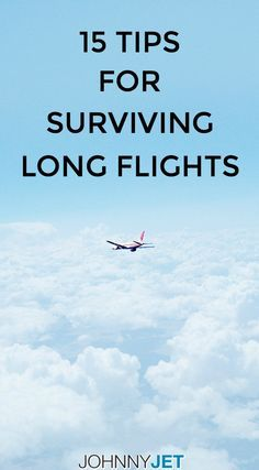 Long flights: They're a necessity to get to the most far-flung destinations on the planet and some people love them, while others loathe them. But long flights don't have to be something to be dreaded – they can actually be enjoyed if you plan ahead and arm yourself with things that will help to pass the time and help you sleep.