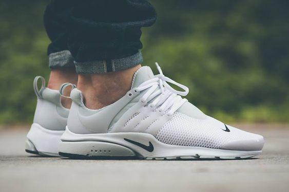 Nike Presto Triple White