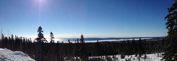 View from Pincushion Mountain.