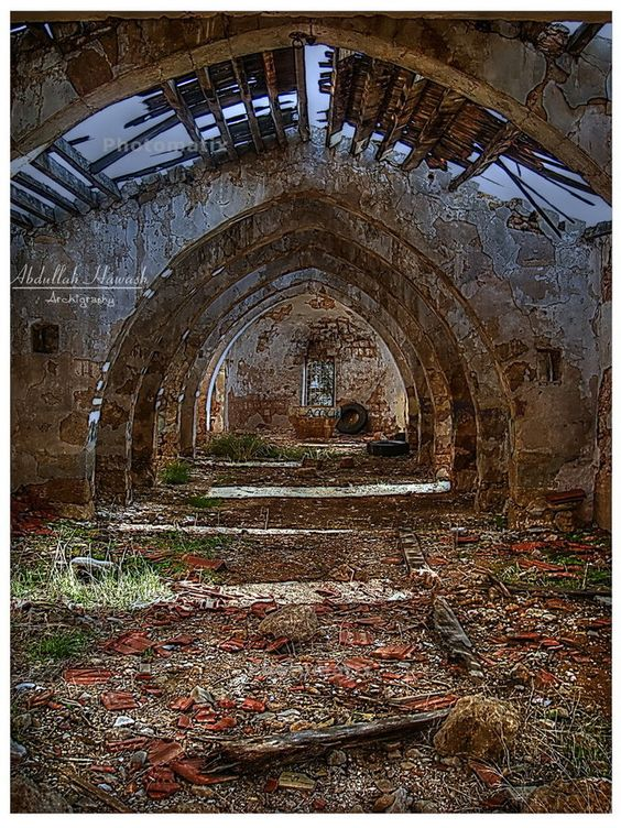 Abandoned church - Famagusta / North Cyprus *