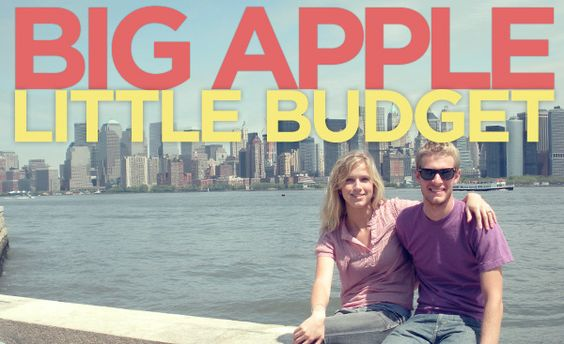 Big Apple, Little Budget - You Need A Budget can teach you how to save for your NYC vacation! Download a free 34-day trial today! www.youneedabudget.com