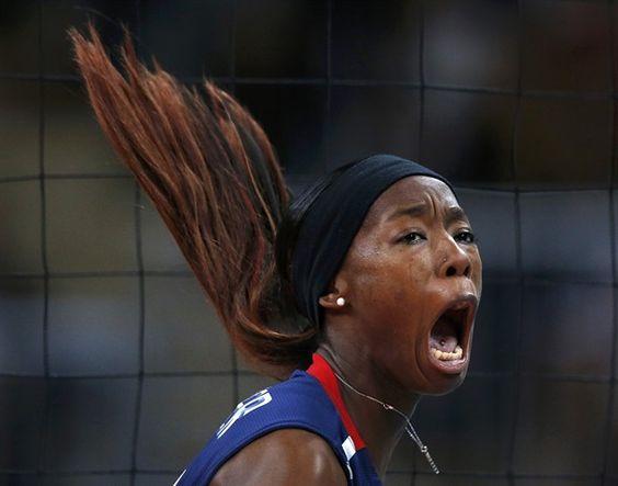 Destinee Hooker - Volleyball