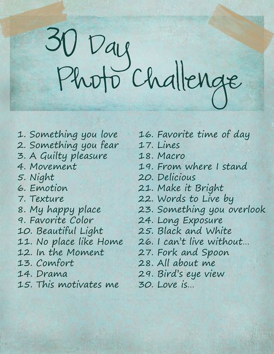 It's happening… {30 Day Photo Challenge} | Jackie Goudy
