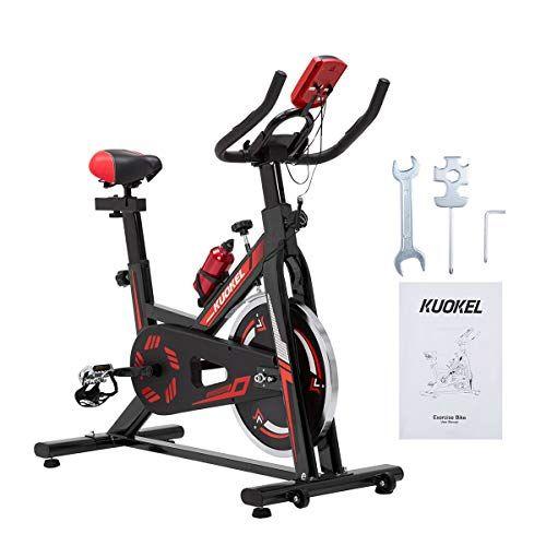 Kuokel Indoor Exercise Bike Cycling Bike Fitnessbike Trainer With