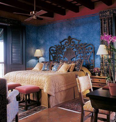 Decor To Adore: Spanish Colonial Interiors: