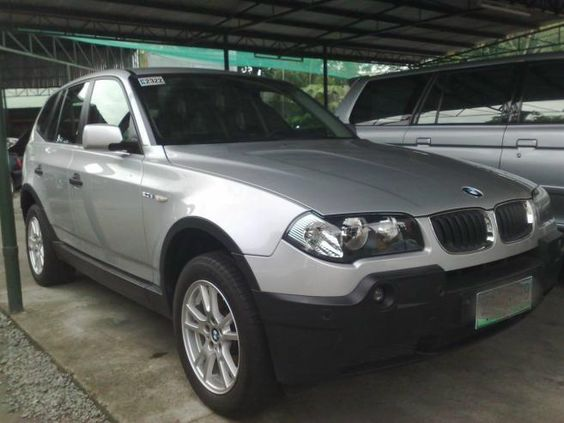 For Sale 2007 BMW X3 2.5i Automatic Transmission click link for Price and other details https://www.autotrade.com.ph/carsforsale/2006-bmw-x3-2-0d-manual-transmission/