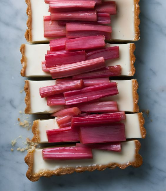 HG | Rhubarb! / Nikole Herriott