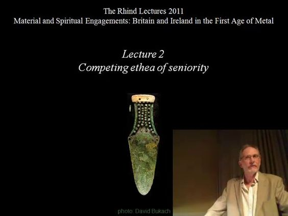 Lecture 2 - Competing ethea of seniority. Lecture 2 - Competing ethea of seniority  Material and spiritual engagements; Britain and Ireland ...