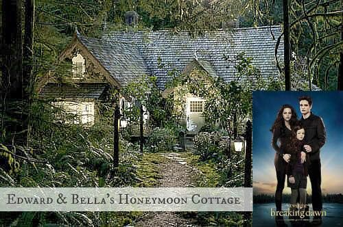 Pin By Marnie Kilbourne On Family Cullen Black Honeymoon Cottages Cottage In The Woods Cottage