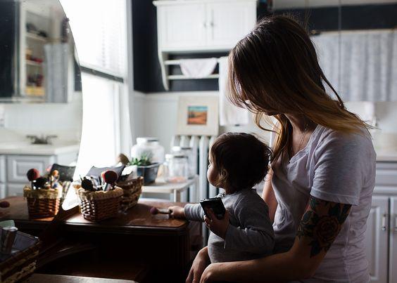 mamdre e hija