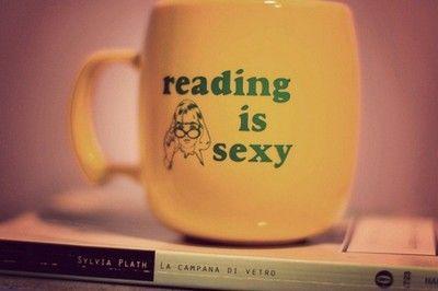 mug with Sylvia Plath's poetry underneath
