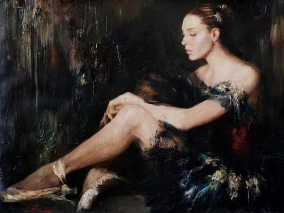 Beautiful Paintings By Russian Painter-