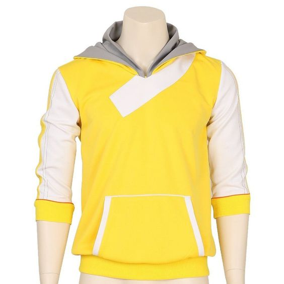 Pokemon Go Yellow Trainer Jacket