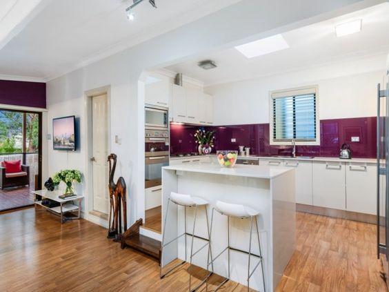 8 Henry Street Leichhardt Nsw 2040 Caesarstone Kitchen Design