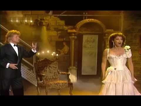 Anna Maria Kaufmann Peter Hofmann Das Phantom Der Oper 1991 Youtube Phantom Der Oper Oper Beste Musik