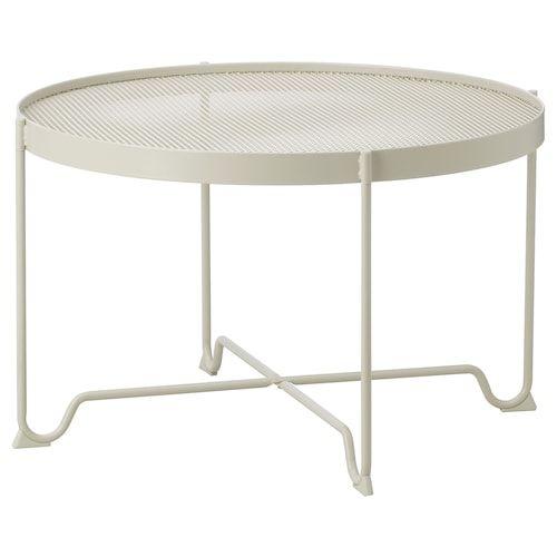 Ikea Krokholmen Table Basse Exterieur Table Basse Exterieur