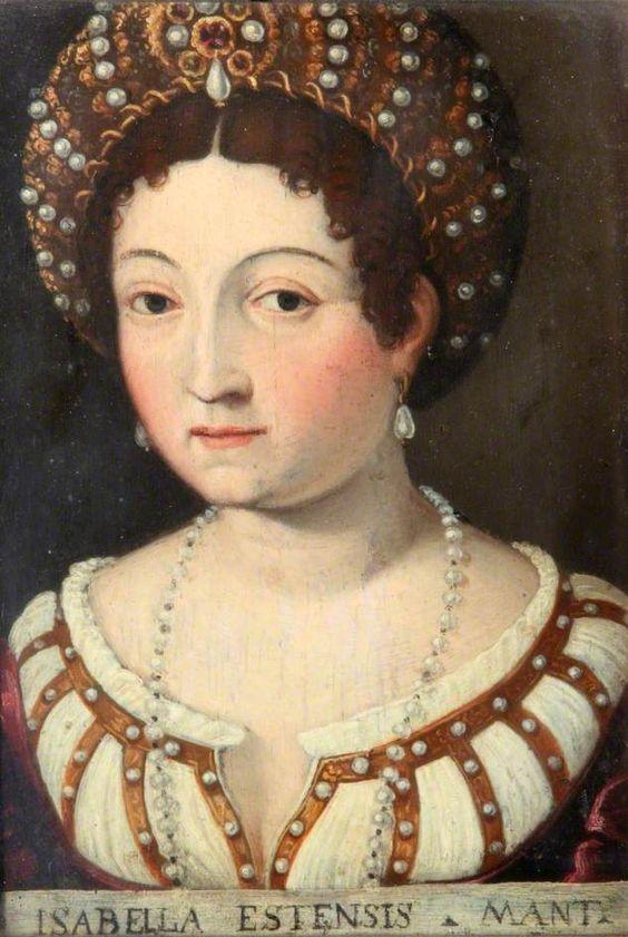 Isabella d'Este (1474–1539) Northern Italian School
