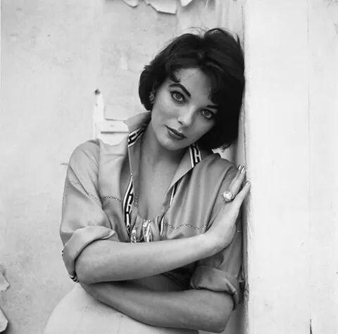 Joan Collins beautiful