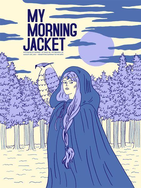 My Morning Jacket - Band Of Horses