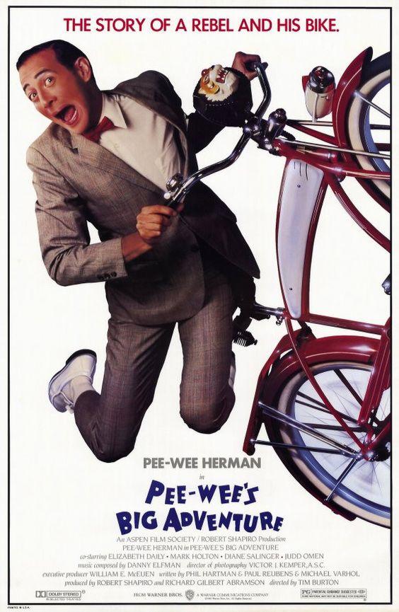 CAST: Paul (Pee wee Herman) Reubens, Elizabeth (E.G. Dailey) Daily, Mark Holton…