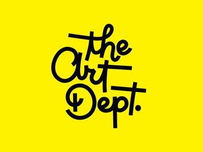 The Art Dept Final Logo