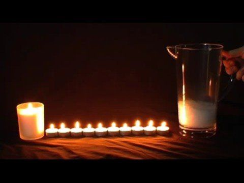 Candletastic - the invisible force - Tricks,illusions,maths or science? (1/9)
