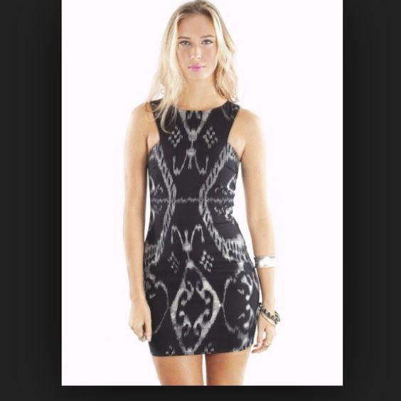stylestalker aztec dress
