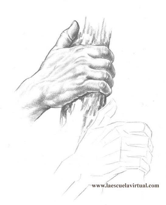 Curso Para Dibujar Manos Tutorial Gratis Curso Online How To Draw Hands Drawing Draw Dibujo Lapiz Dedo Manos Dibujo A Lapiz Manos Dibujo Bosquejo A Mano Alzada