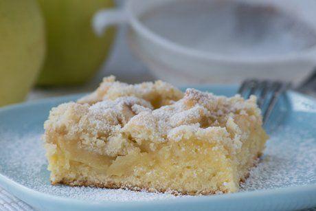 Streusel-Apfelkuchen - Rezept