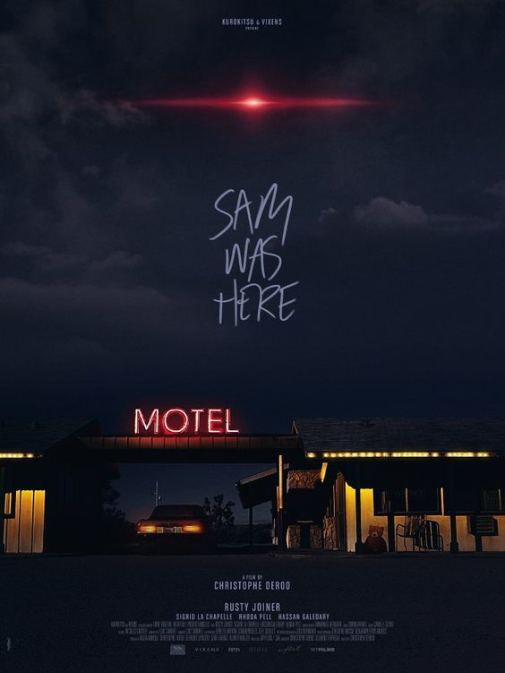 Sam Was Here (BluRay)