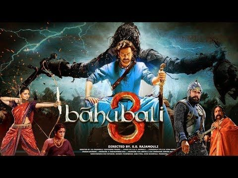 Bahubali 3 Fraser In Hindi Dubbed ब ह वल 3 क Trailer Prabhas Youtube In 2020 Action Movies New Movies Bollywood Movie