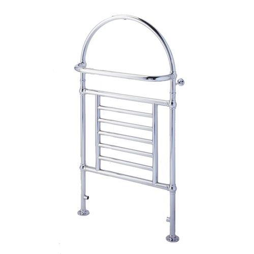 keeling fpta traditional towel rail dual fuel bathroom. Black Bedroom Furniture Sets. Home Design Ideas