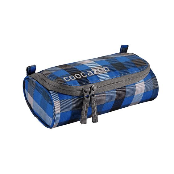 Coocazoo Mäppchen Schlamperetui RollerCoaler Hip To Be Square Blue