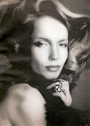 Veruschka by Richard Avedon for Vogue 1972 | Sophia | Flickr