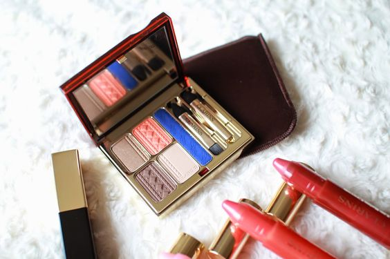 Inthefrow: The Shades of Summer: Clarins Colours of Brazil Collection