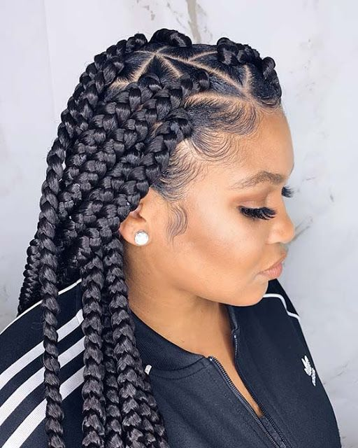 2019 Latest Amazing Braiding Ideas