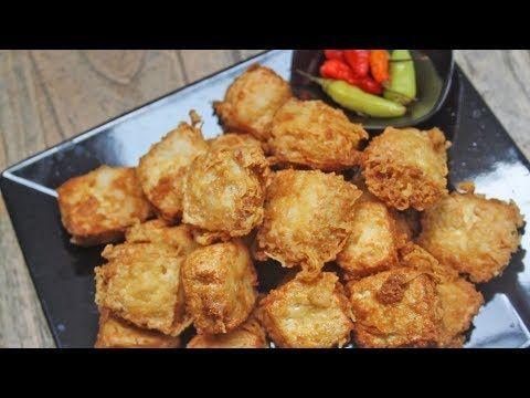 Resep Tahu Crispy Youtube