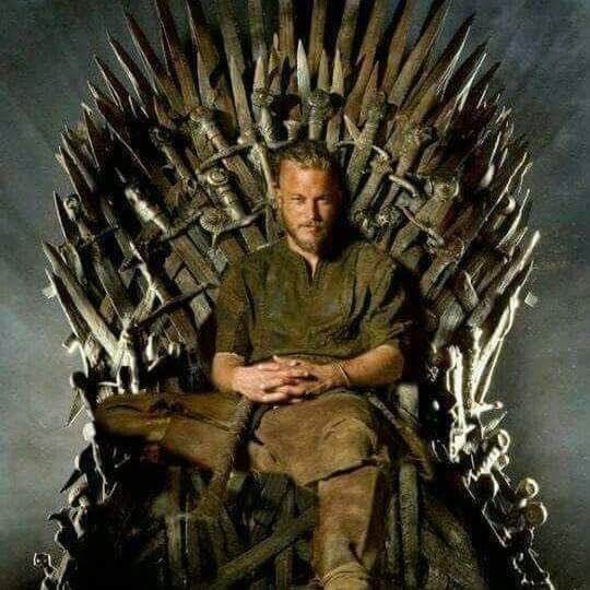 Ragnar Got Bamboozled King Ragnar Vikings Ragnar Vikings