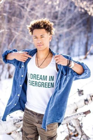 I Dream In Evergreen Tank